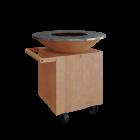 OFYR Classic Corten 100 PRO kooktoestel